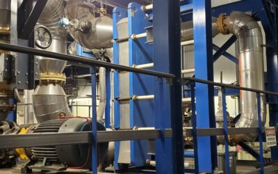 Kuehne Company uses Manufacturing Byproduct for Downstream Benefit