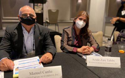 Kuehne Team Shines at Chlorine Institute Meetings